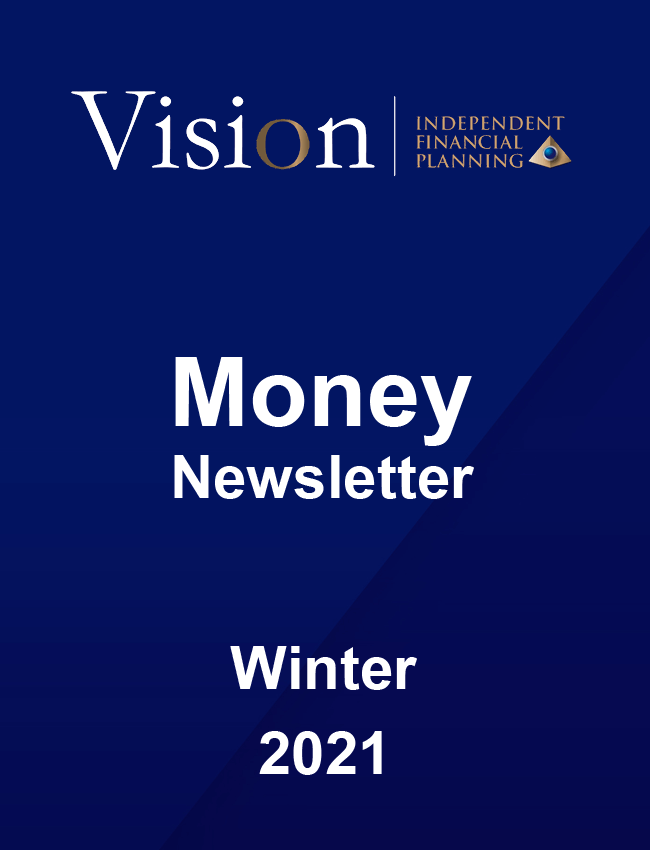 Money Newsletter Winter 2021